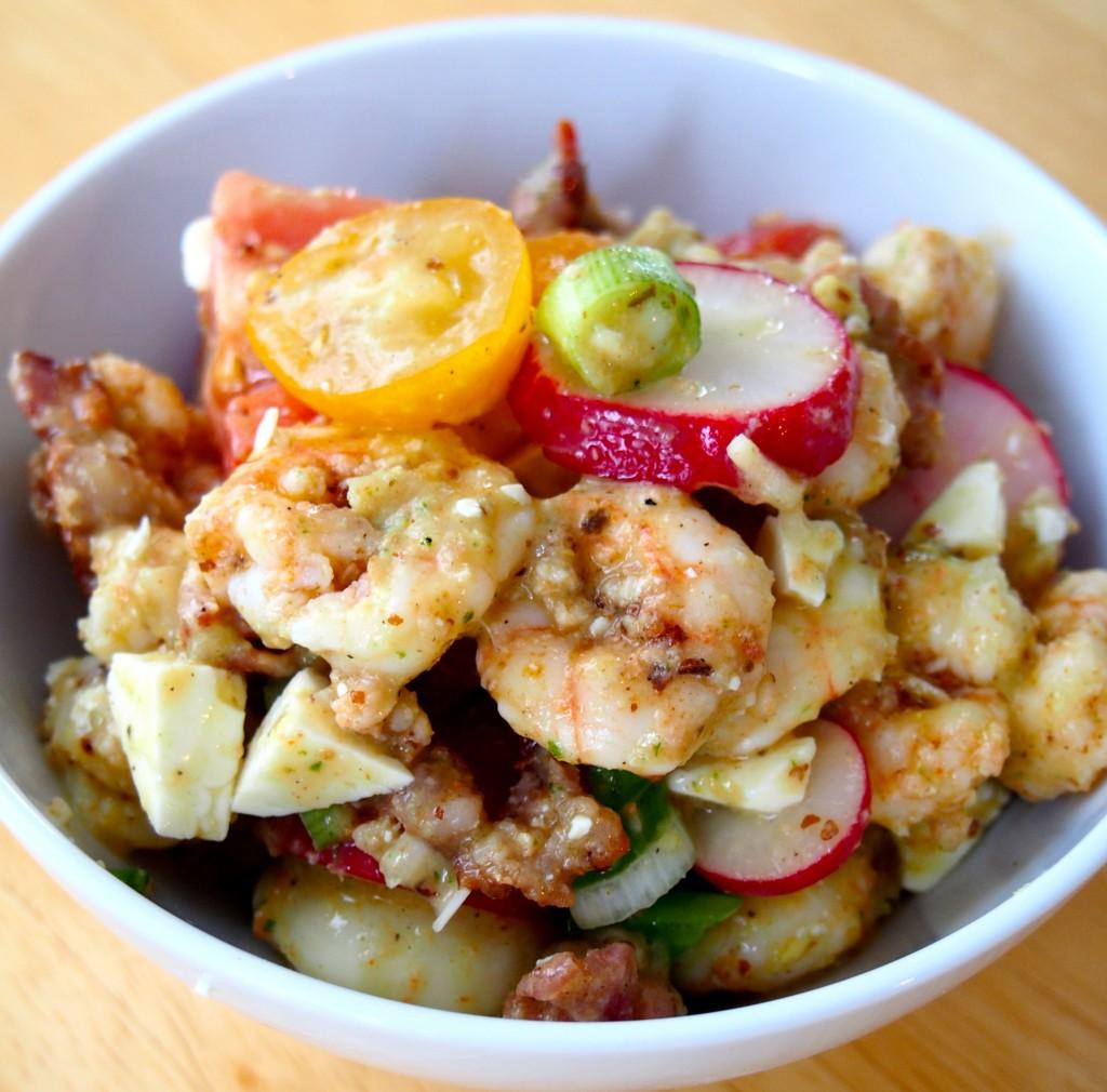 how to prepare fresh shrimp