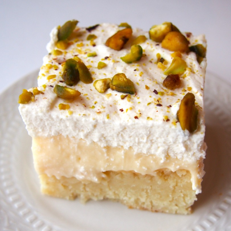 Ekmek - Greek Custard Dessert
