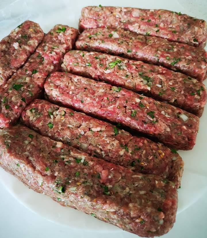 Kofta Kabab