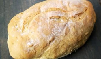 White Bread done in Bread Machine
