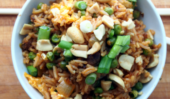 Nasi Goreng Inspired Rice