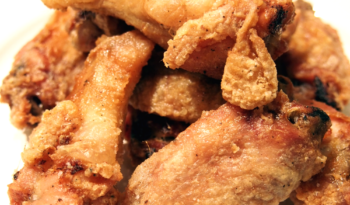 Super Crispy Chicken Wings
