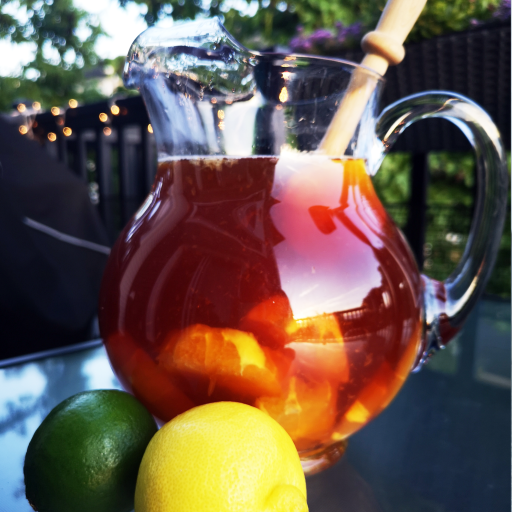 Sweet Bourbon Tea