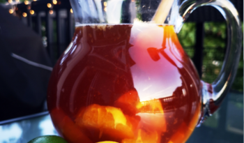 Sweet Bourbon Tea