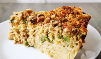 Macaroni and Tuna Casserole