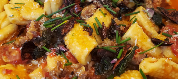 Sausage Cavatelli