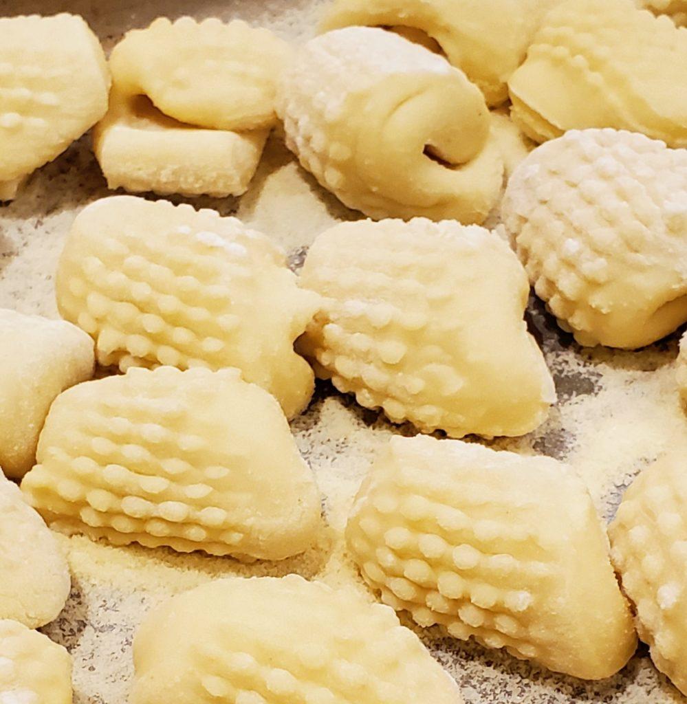 Cavatelli Porcupine Pasta